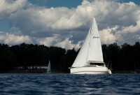 Mazury - jacht czarter