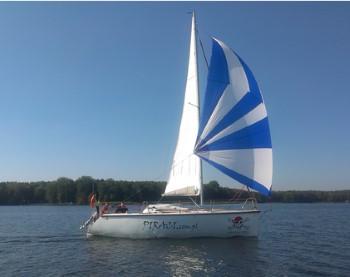 Jacht Twister 26