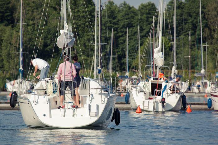 Poznaliśmy nowe stawki podatku dennego | Czarter jachtów Giżycko – Mazury