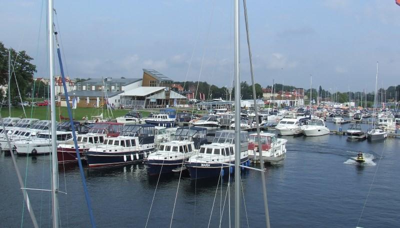 Wielkie Jeziora Mazurskie walczą o certyfikat | Czarter jachtów Giżycko – Mazury