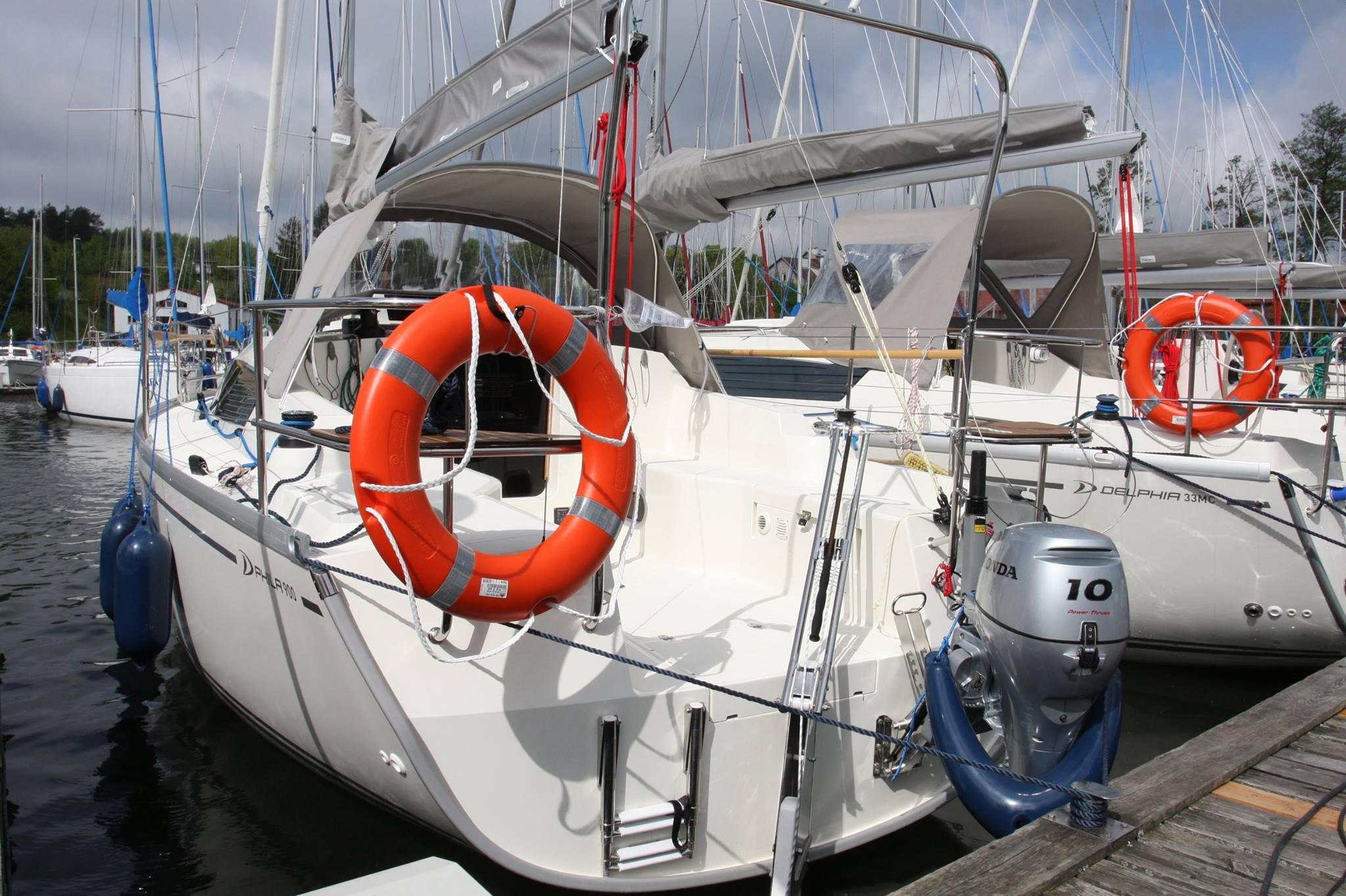 Ekomarina Giżycko – nowoczesny port na Mazurach | Czarter jachtów Giżycko