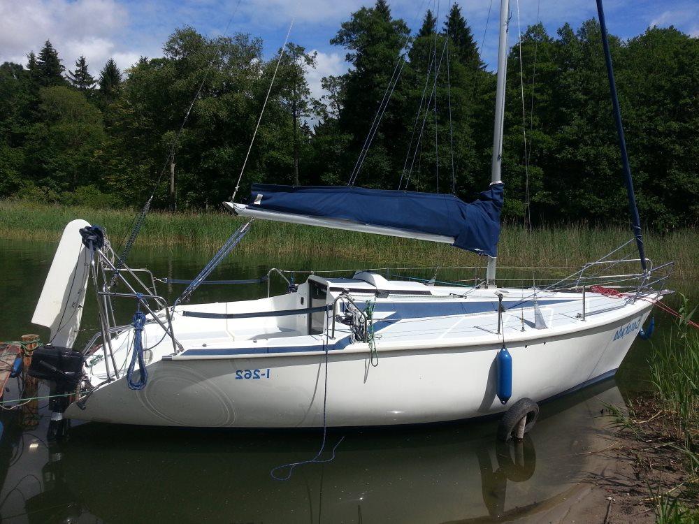 Jacht czarterowy Tango 780 Sport
