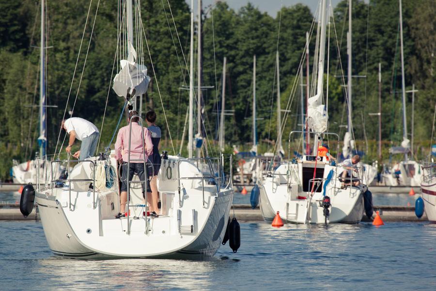 XXV Mistrzostwa Polski Jachtów Kabinowych – Giżycko 2018 | Czarter jachtów Mazury – Giżycko