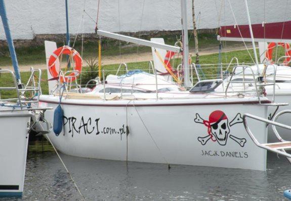 Jacht czarterowy Twister 780