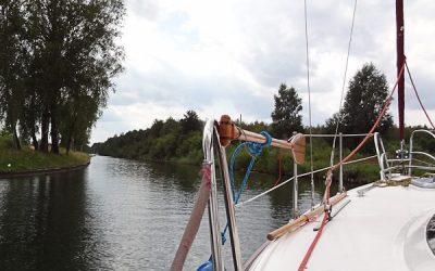 Wyremontowany Kanał Niegociński został oddany do użytku | Piraci.com.pl