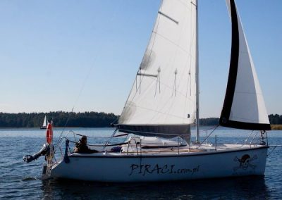 Czarter jachtów Giżycko - Mazury