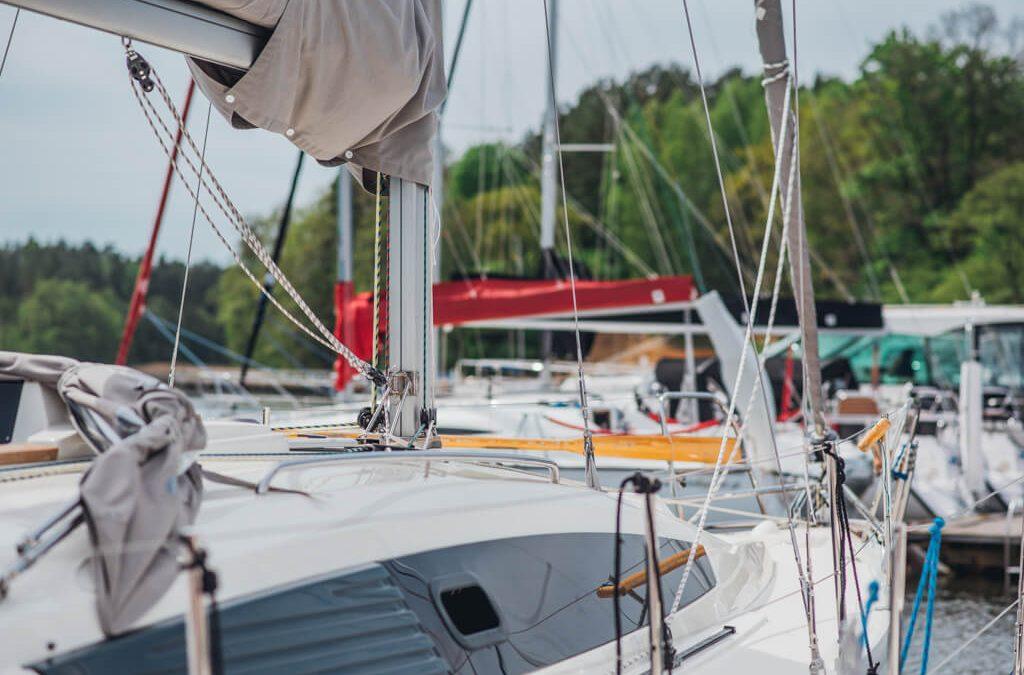Mazurskie Targi Sportów Wodnych za tydzień w Giżycku | Czarter jachtów Mazury – Giżycko